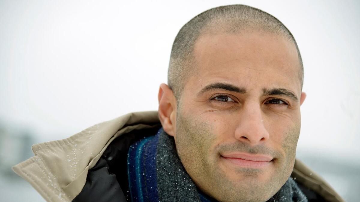 Mahmoud Farahmand  Bystyre- representant Porsgrunn Høyre