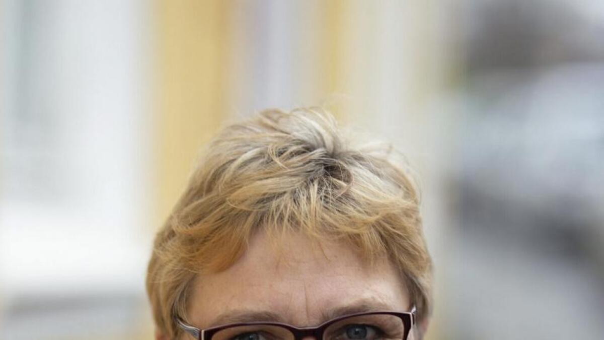 Trude Brosvik er Vestland KrF sin fylkesordførarkandidat.