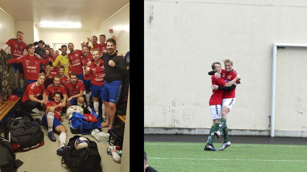 Både Bamble og Brevik er klare for 5. divisjon.