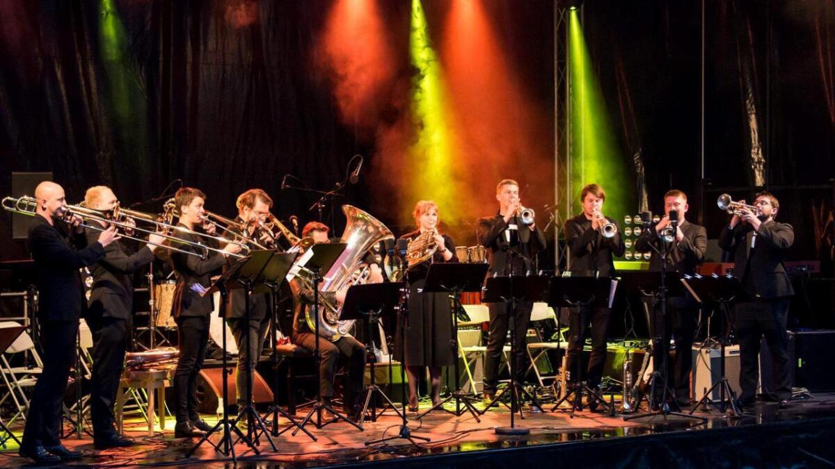 Brasskompaniet kommer til Grimstad 6. september.
