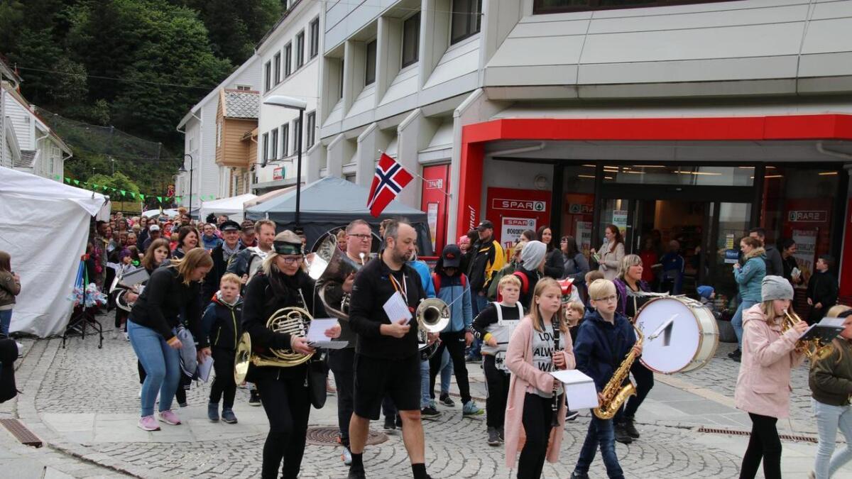 Karneval i Gatå.