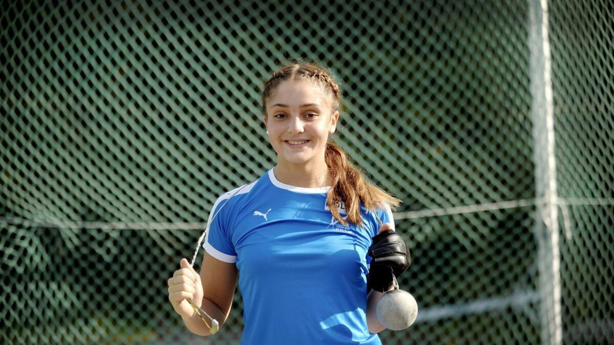 Sarah Mikkelsen sikret bronse i junior-NM.