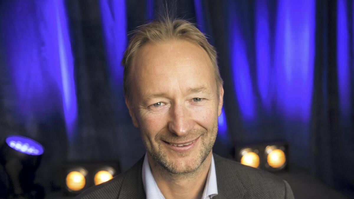 Kjetil André Aamodt gjester Nes Idrettsråd og Nes Arena 16. oktober med sitt motivasjonsforedrag.