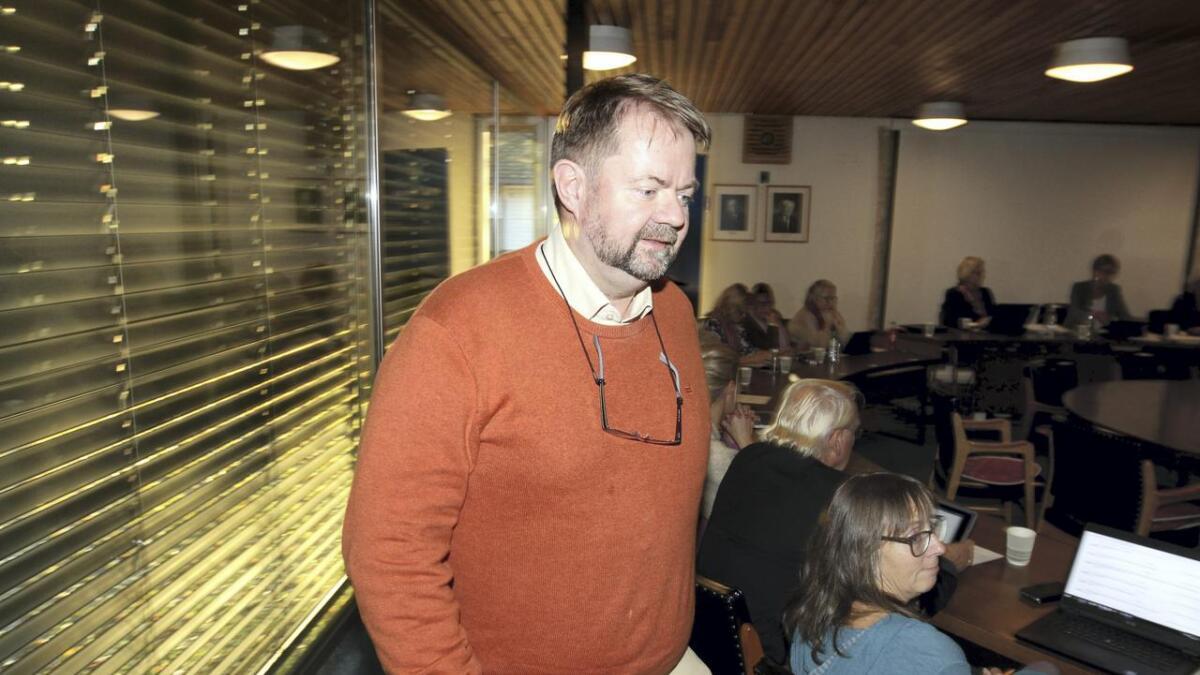 Alf Rose Sørgaardens hjemsted innlemmes i Notodden fra 1. januar 2020.