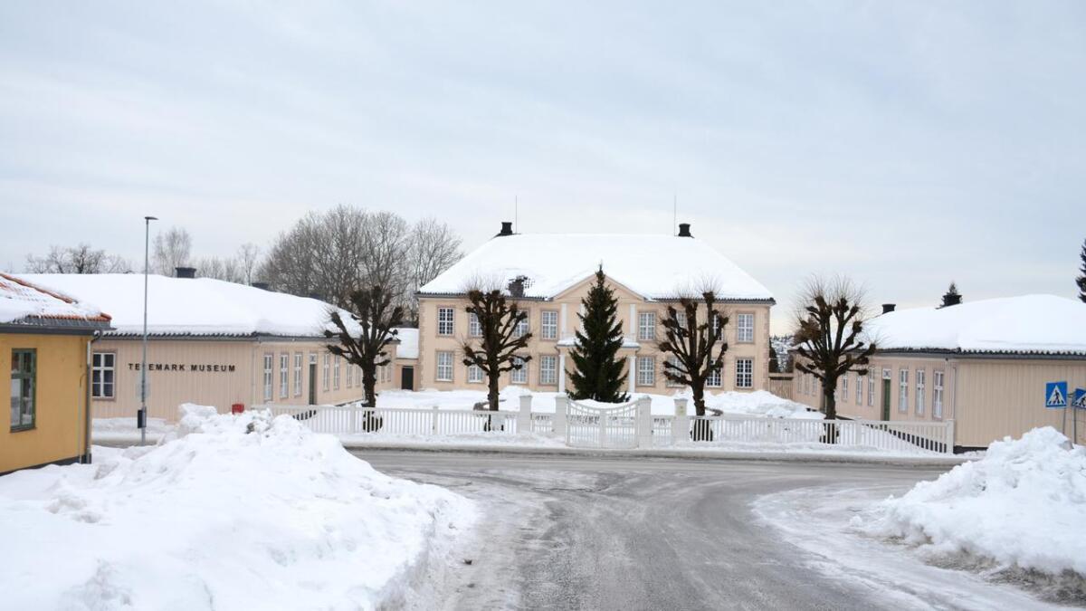 """Telemark Museums idé har modnet over et år, men til sommeren blir hovedgården forvandlet til et """"escape room"""". De har samarbeidet med The Escape Games i Oslo for å utvikle konseptet."""