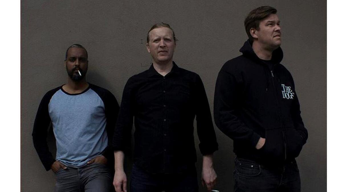 Westby Bluesband spiller egenkomponert blues og coverlåter på Pakkhuset lørdag kveld.