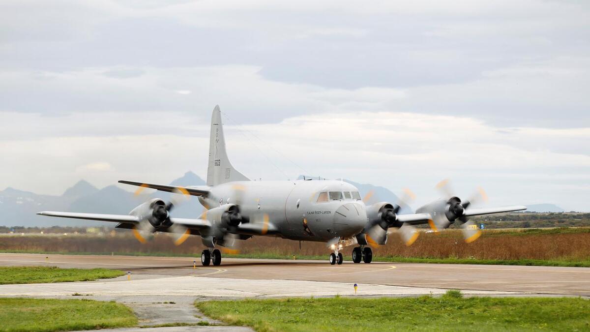 De norske Orion-flyene flyr både natt og dag i forbindelse med den russiske storøvelsen som startet onsdag.