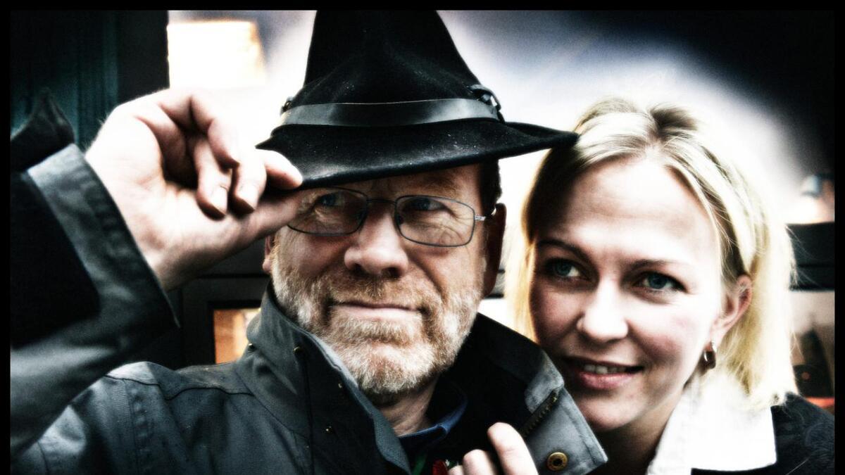 Arrangørene av Hans Olav Lahlums krimfestival, Jan Kløvstad og May-Lill Skjeggedal er klare for at krimdagene skal begynne. De både håper og tror at krimfestivalen vil bli en suksess, og har en plan om å fortsette å arrangere den i mange år fremover, i samarbeid med krimforfatter Lahlum.