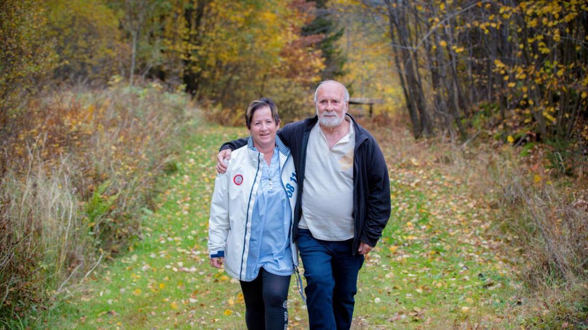 Flere ganger har hjerteavdelingen ved Sørlandet sykehus Arendal reddet livet til William Lee Westvik. Både han og kona Randi Fløystad Westvik er evig takknemlig for alt de ansatte har gjort på avdelingen.