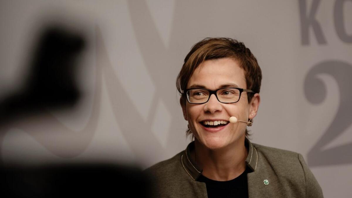 Sigrid Simensen Ilsøy og Senterpartiet er den store valvinnaren i Hol.