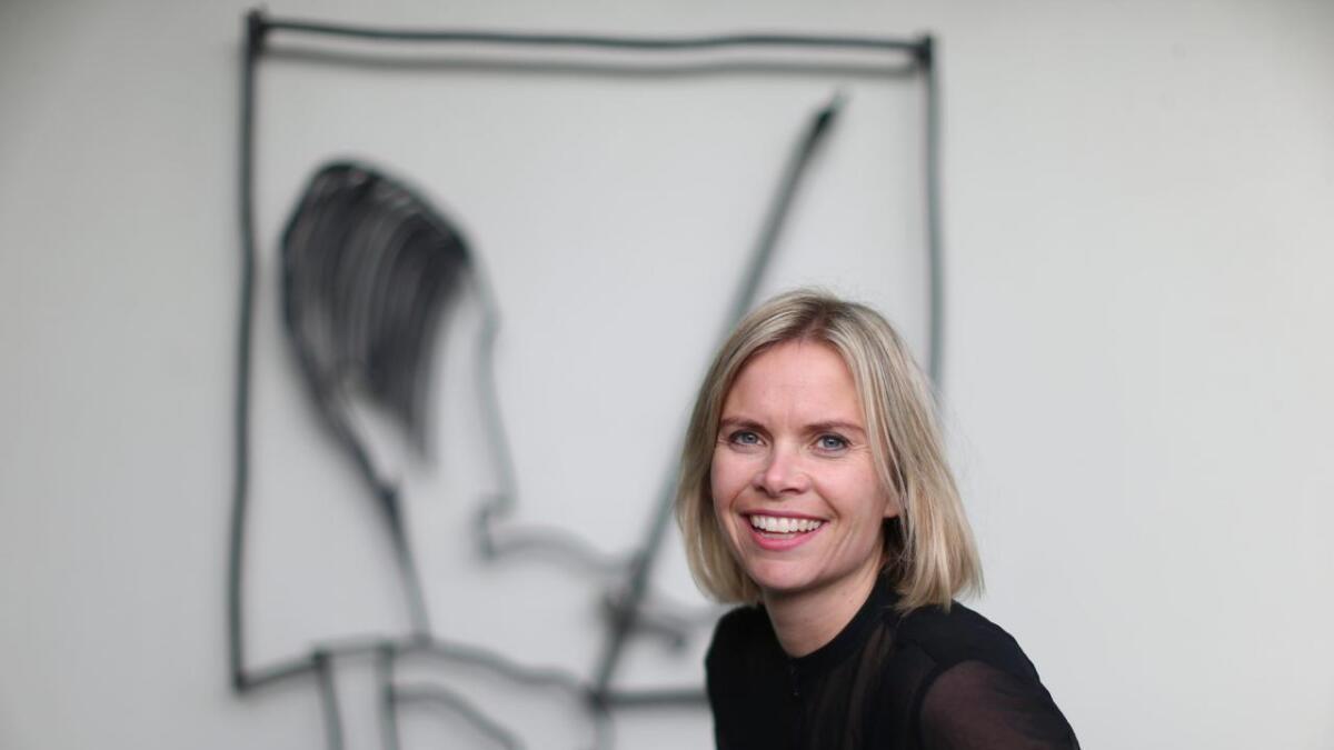 Ida Dyrkorn Heierland er for lengst godt i gang med Osafestivalen.