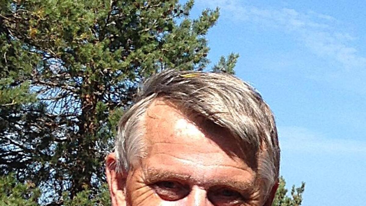 Lars Magne Klovning er ildsjel i Porsgrunn Orienteringslag.