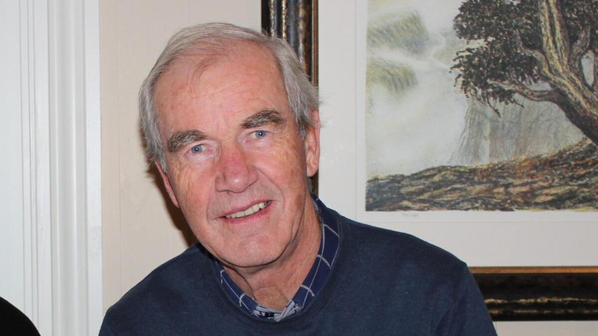 Bjørn Olstad.
