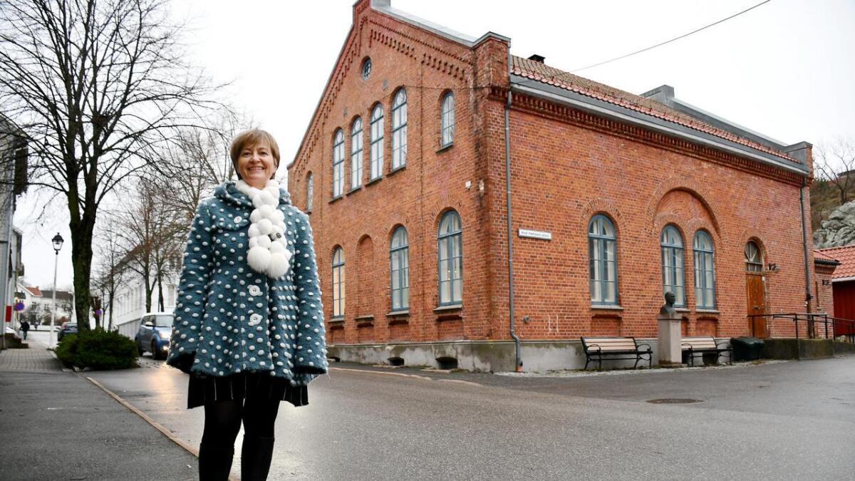 Anita Estensen gleder seg stort over å få presentere Ibsen og Hamsun i Tyskland.Arkiv