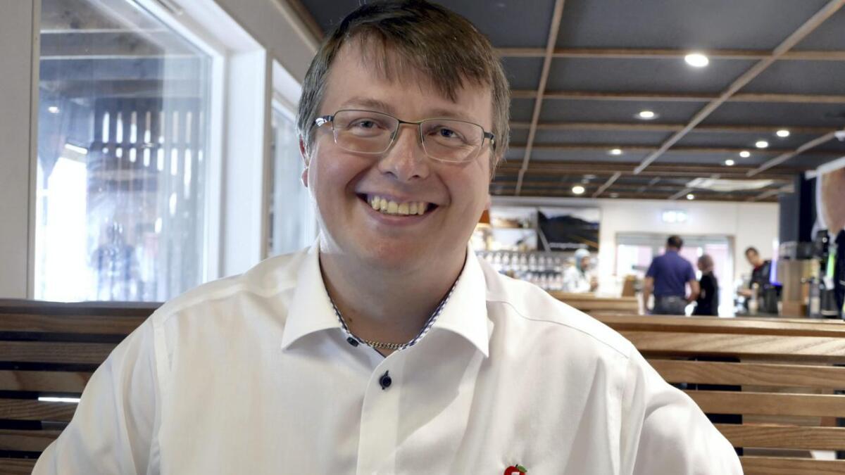 Boris Groth, Vaksdal Frp.