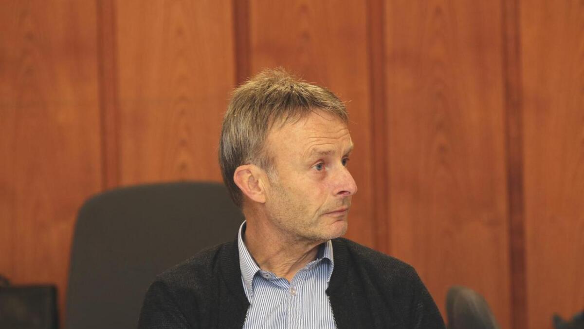 Øyvind Wæhle, styreleiar i Voss Gondol, la fram Voss Gondol si soge frå forprosjektet i 2009 til drift i 2019, ti år etter.