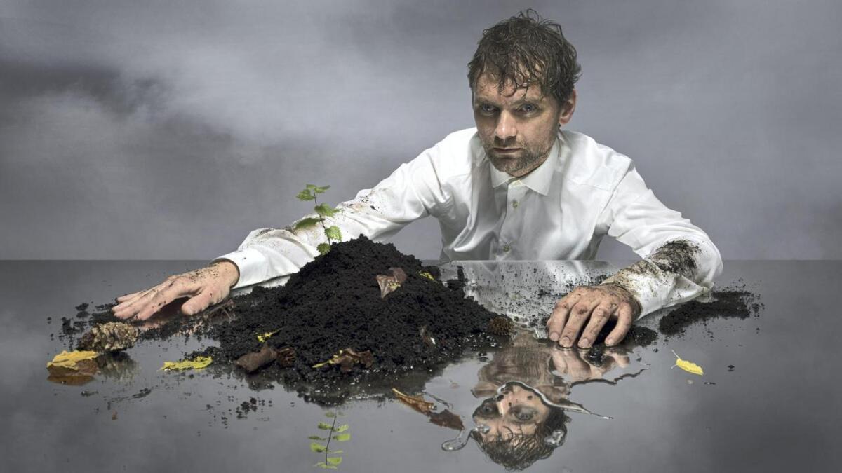 Morten Svarteit som Endre i Ruth Lillegraven sitt sterke lagnadsdrama, Sigd.