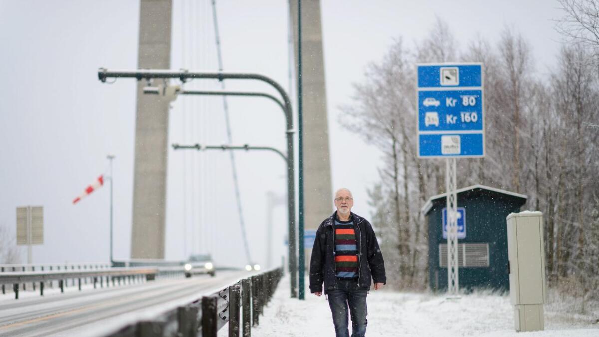 Klimaendringane er hundre prosent menneskeskapt, slår Per H. Bjordal fast.