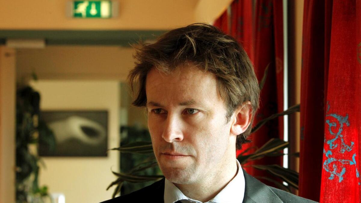 Forsvarer er Andreas Nyhaug sier 24-åringen fra Porsgrunn er ekstremt lettet over å bli frikjent.