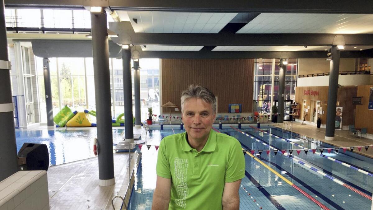 Jon Steinar Tufte er ansatt som seksjonsleder for kultur, idrett og friluftsliv i den nye fylkeskommunen. 38 ønsker jobben hans som daglig leder i Skien fritidspark.
