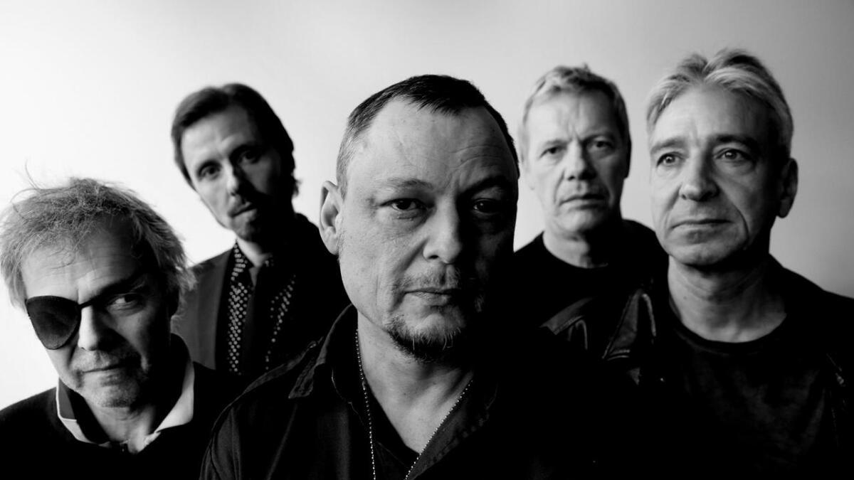 Raga Rockers skal tilføra rock på Fest i vest i sommar.