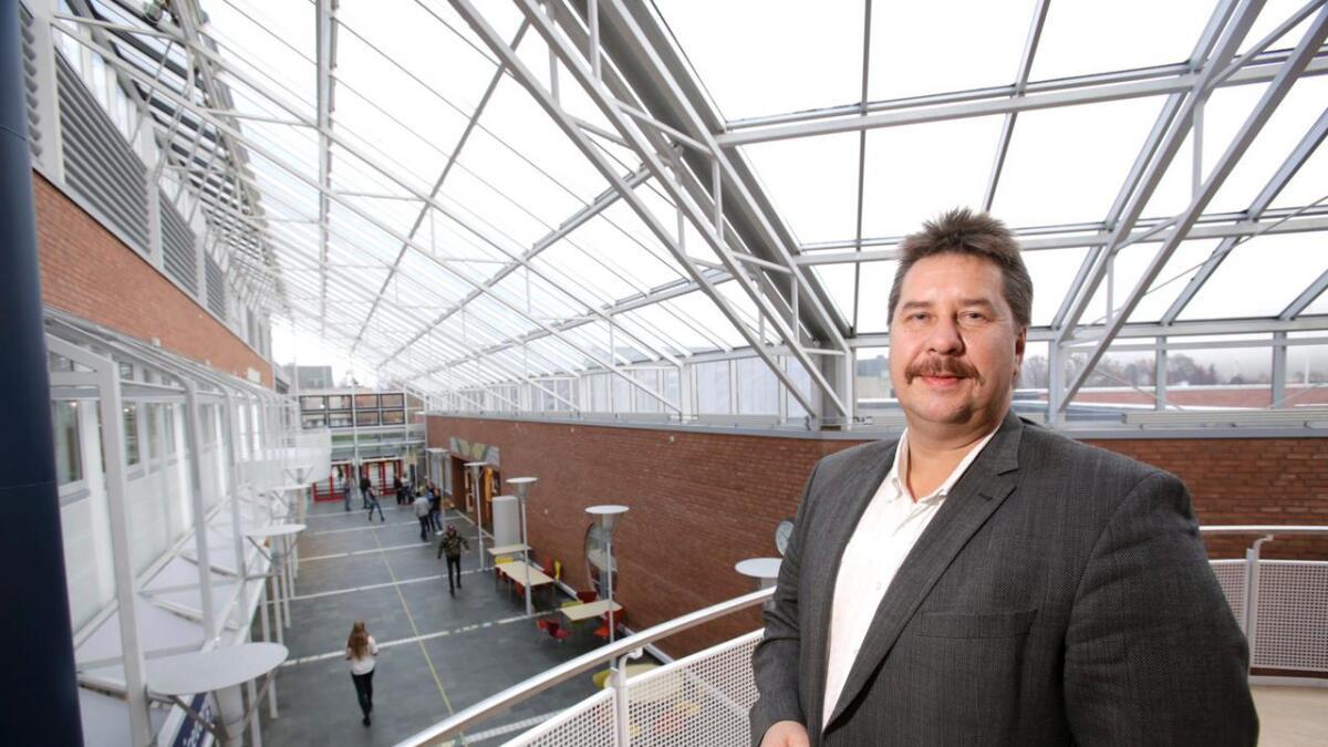 Runar Gundersen, lærer ved Høgskolen i Telemark, som ble nominert til årets entreprenørskapslærer i Norge