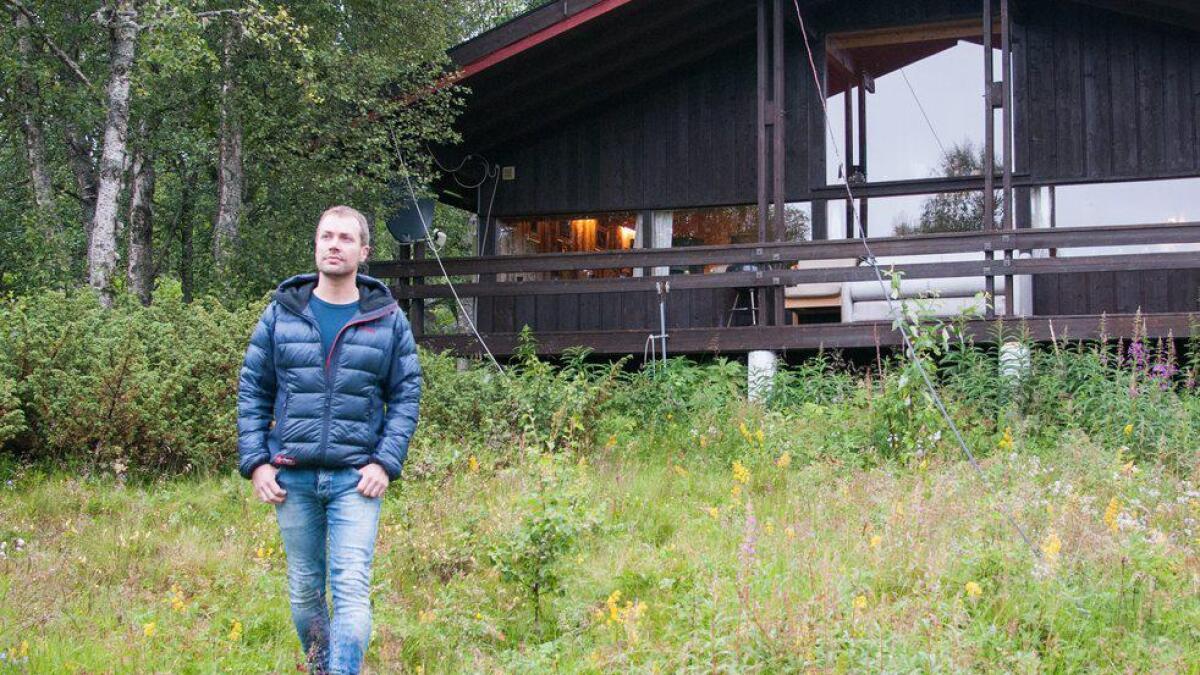 Per Olav Noss har brukt fem år på å gjere album nummer to klart. Fredag blir Redningsmann lansert.