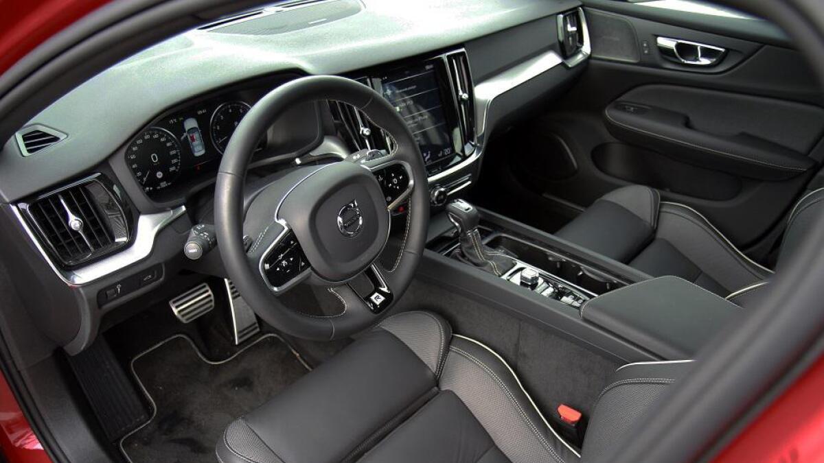 Interiøret i nye Volvo-modeller holder solid premiumstandard.