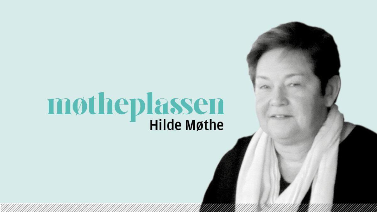 Hilde Møthe.