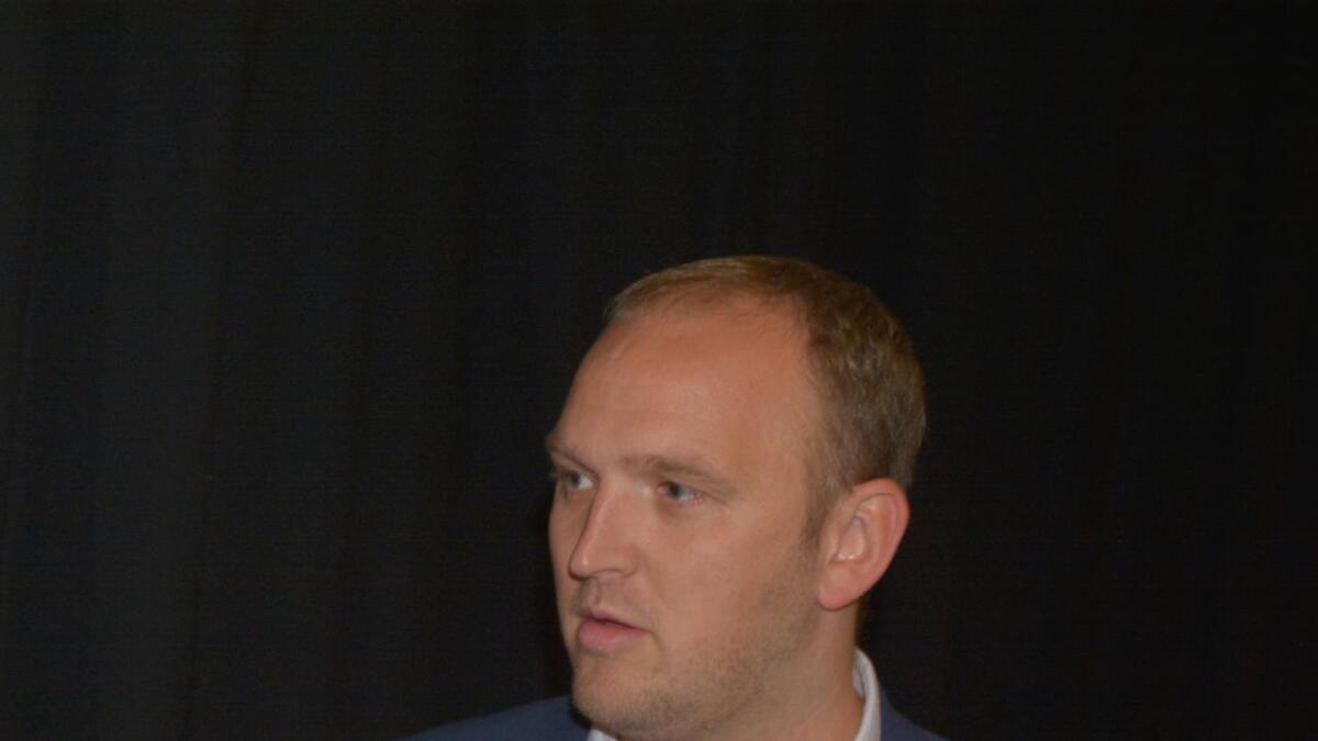 Samferdselsminister Jon Georg Dale (Frp).