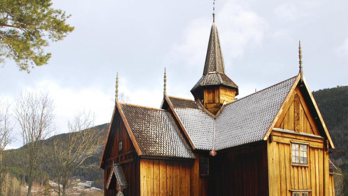 I sommer feires det 850-årsjubileum for denne stavkirken, som er blant de minst besøkte.