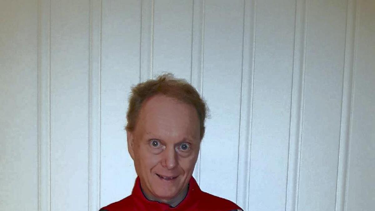 Harry Svendsen, Sørfjell.