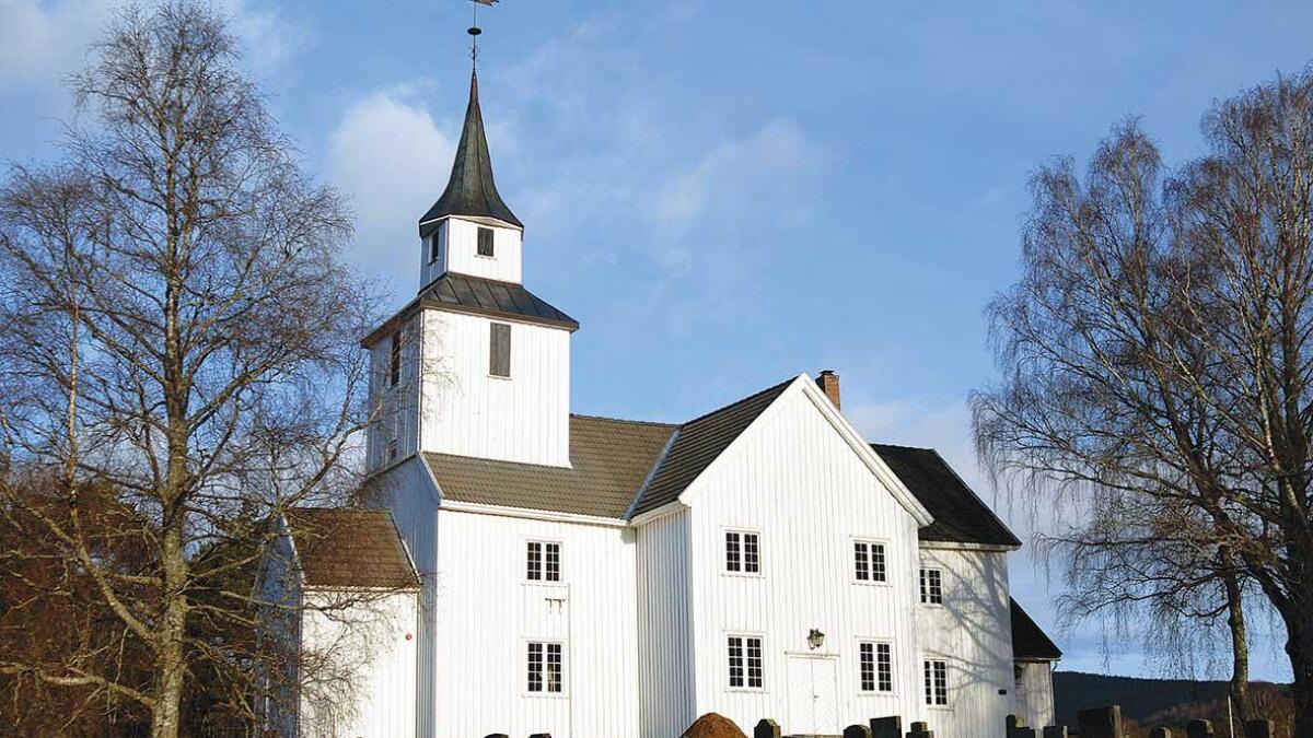 Det blir skipa til song- og musikkveld i Bygland kyrkje fredag 18. oktober.