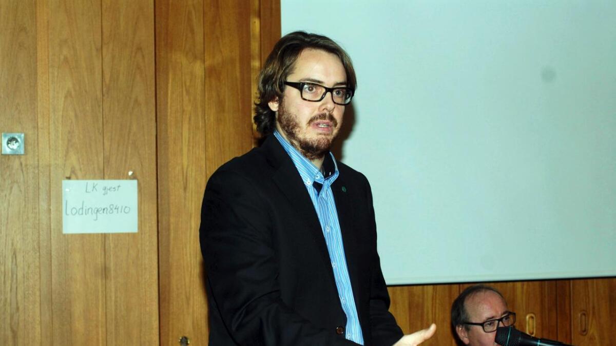 Andreas Poléo (V) fikk kommunestyret med på forslaget, både om at det skal bosettes 20 flyktninger årlig, samt at det skal tilstrebes at noen av disse skal bosettes i Vestbygda.