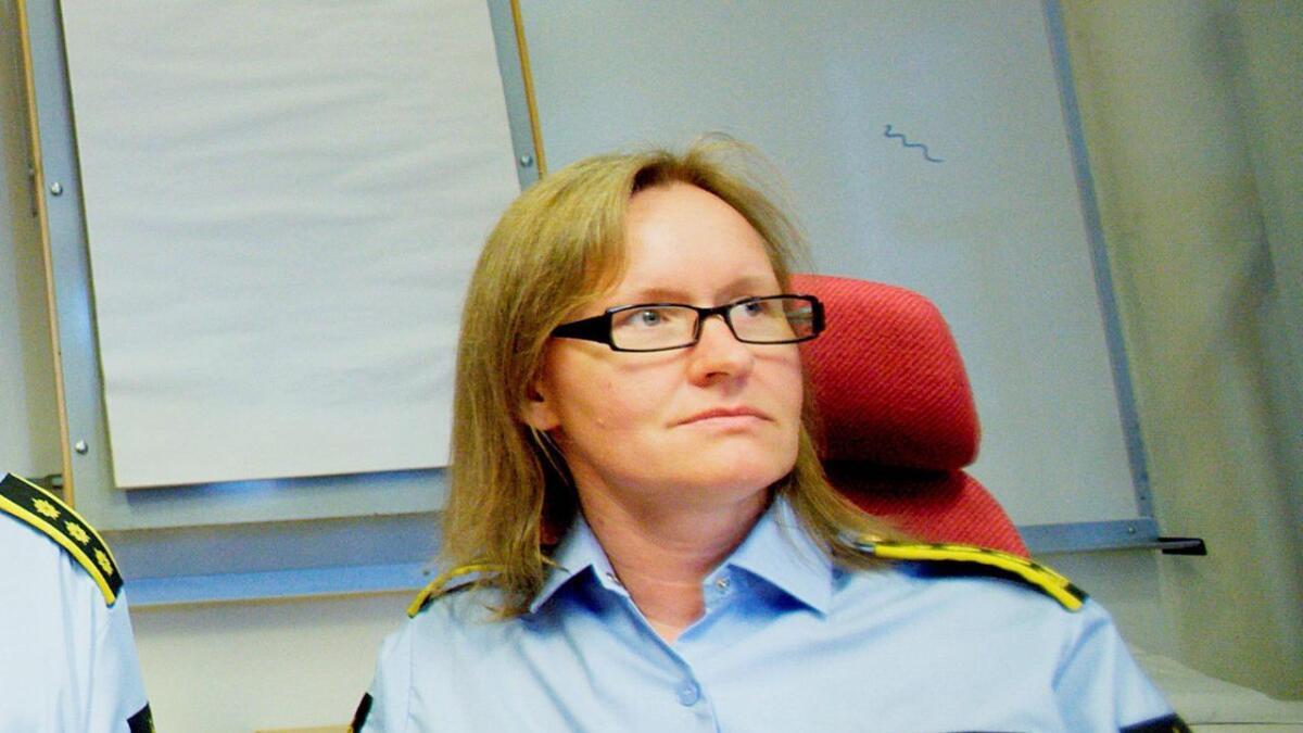 Påtaleansvarlig i Øst politidistrikt, Mona Hertzenberg, viser til at det neppe blir mindre strafferabatt på grunn av lang saksbehandlingstid i 2019.
