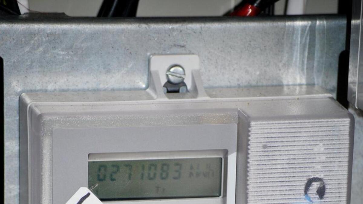 Strømmålerne skal skiftes ut hos 11.500 Vesterålskraft-kunder. (Illustrasjonsfoto)