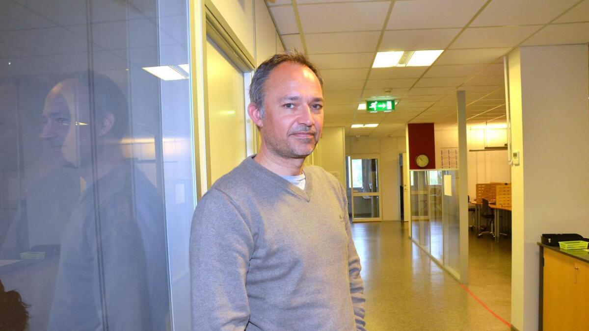 Rolf Velle er ny leder for NAv Midt-Agder.