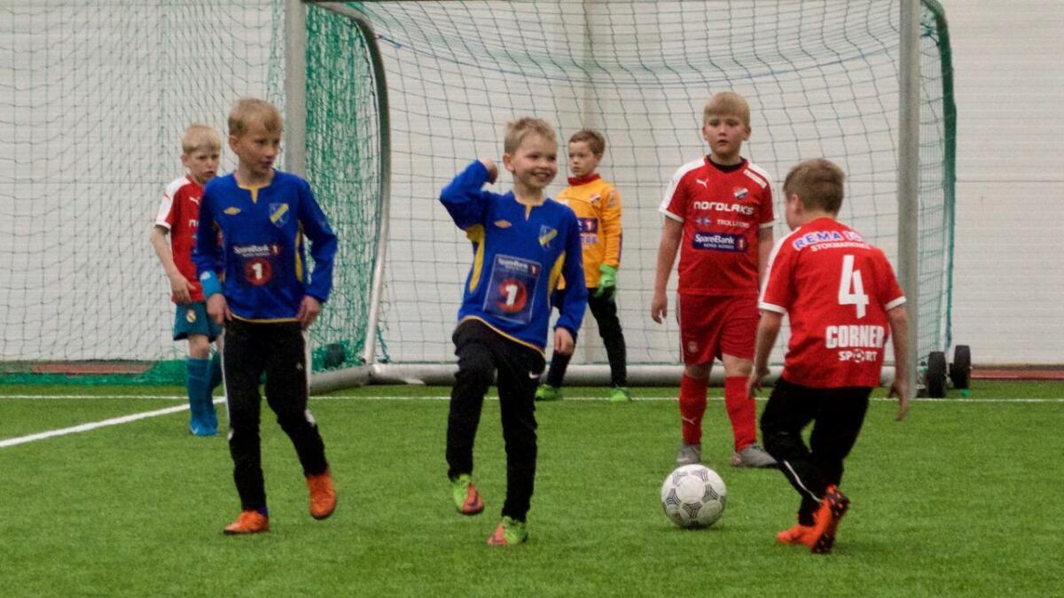 Kostnadsnivået for barn og unge i norsk idrett skal nå kartlegges. (Illustrasjonsfoto)