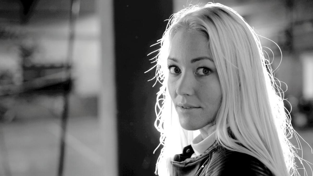 Madelen Søfteland gleder seg til tittelkampen i november. Vinner hun, mener hun det er det største hun har gjort som kickbokser.