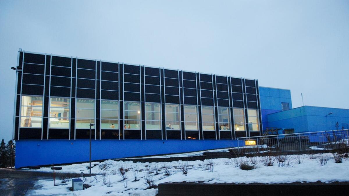 Sortlandshallen stenger dørene kommende uke, mens det pågår tekniske utbedringer.