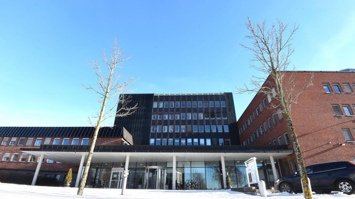 Fylkeshuset er anslått å ha en markedsverdi på 82 millioner.