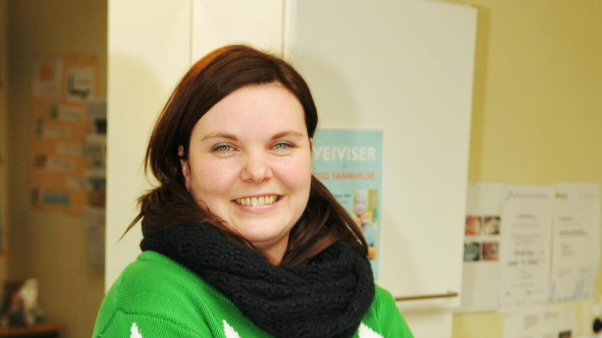 Jill Rakel Hjartøy.