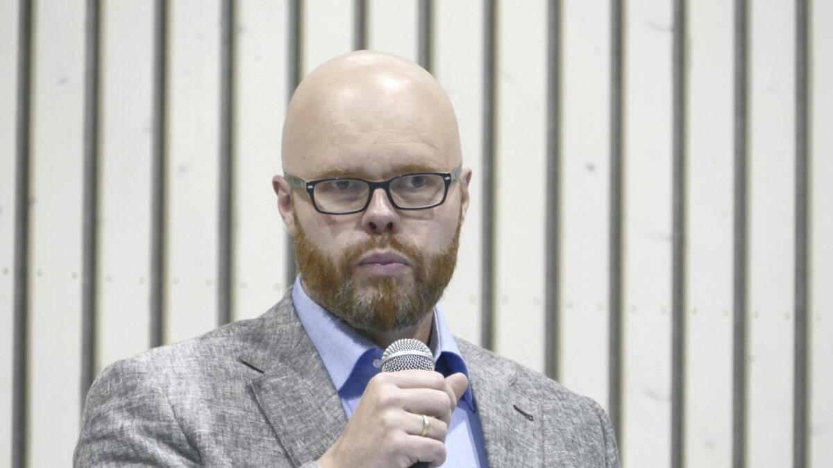 Alle skal ha trygge helsetenester, uansett kvar ein bur i kommunen, meiner Bjart Magnus N. Rosvold.