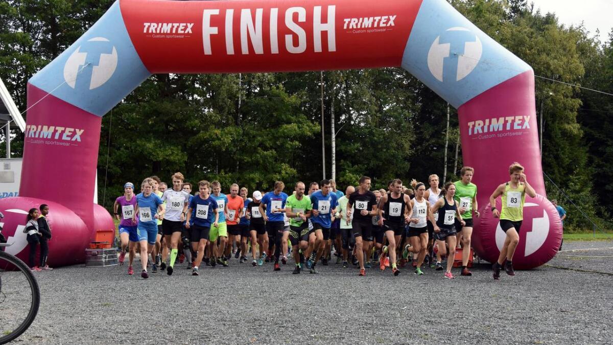 177 deltakere til start i fjorårets utgave.