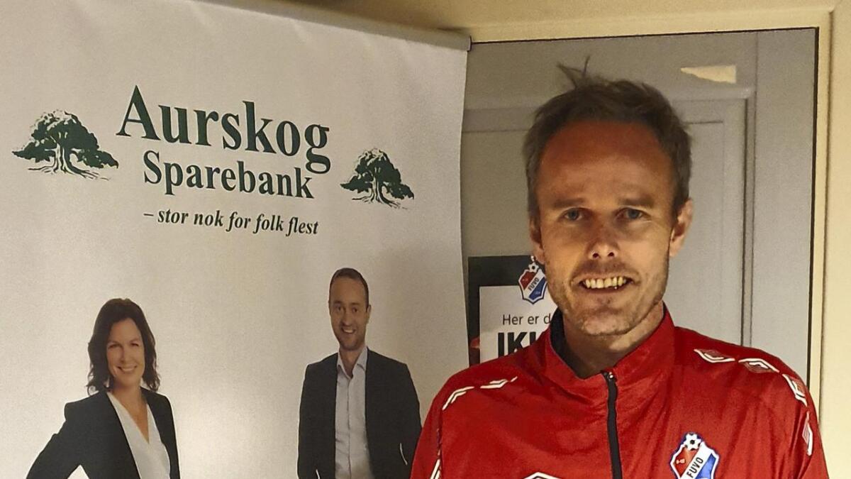 Tommy Grønvold skal trene moderklubben FUVO neste sesong. Han starter jobben allerede til uka.