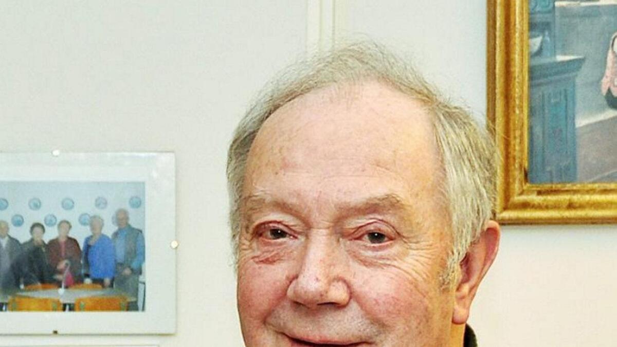 Einar F. Johnsen
