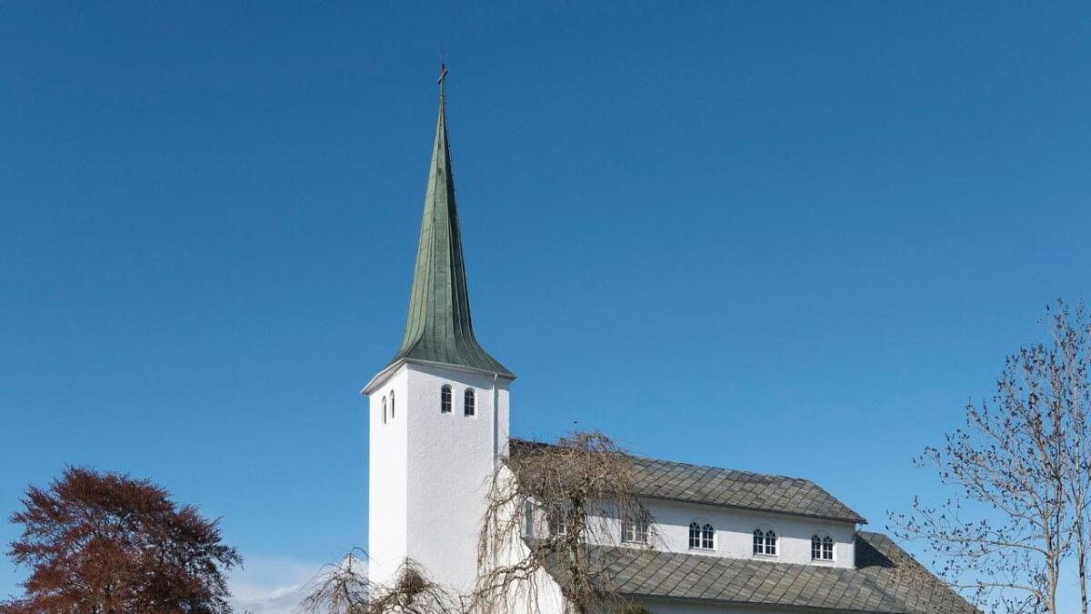 Stord kyrkje blir stengt i vekedagane frå 9. september til og med 25. oktober.