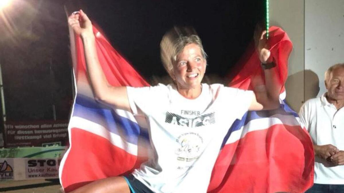 Marie Veslestaul kunne igjen juble for VM-gull etter ei kraftprøve over nesten 40 timar.