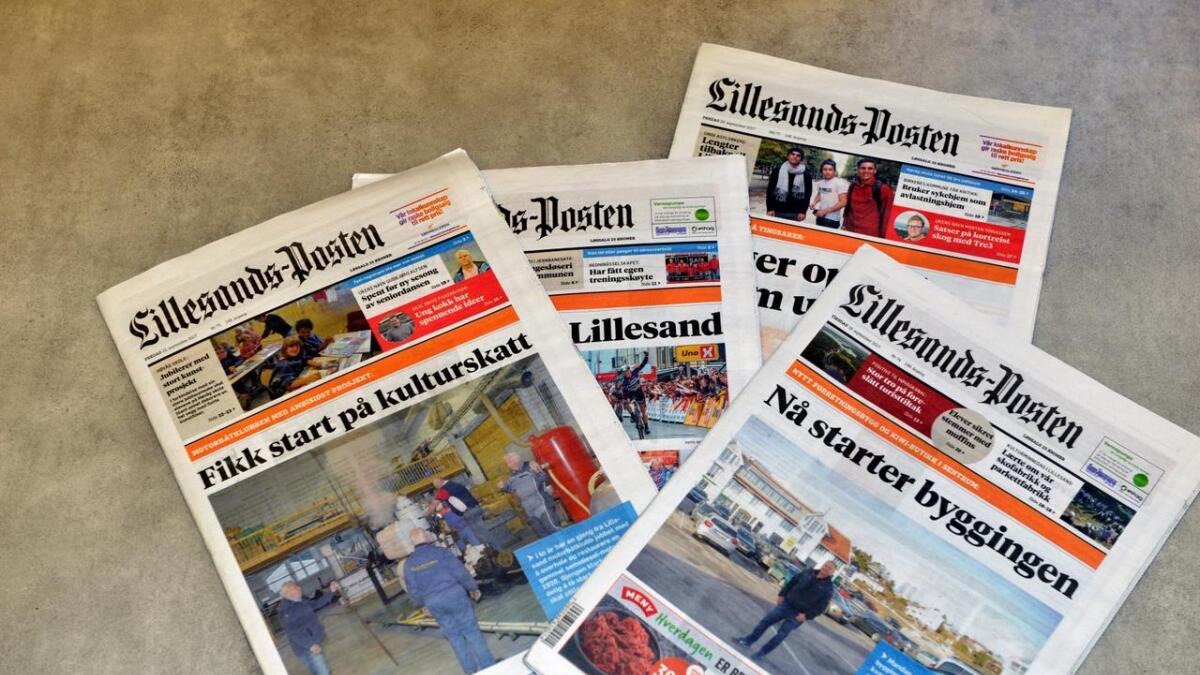 Lillesands-Posten.
