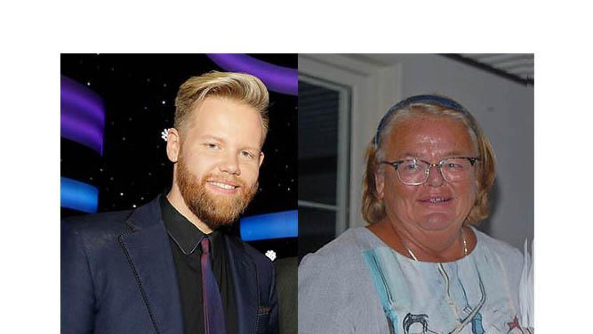 Avtroppande varaordførar i Iveland, Sig-Tove Aasen (t.h.) skal møte Kim Rysstad til eigen songtime for å lære seg kveding.